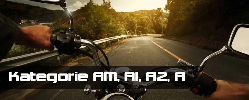 Kategorie prawa jazdy na motocykl